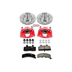 Power Stop 1-Click Performance Brake Kits with Caliper KC1990