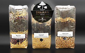 All in One  MUSHROOM GROWING BIO-BAG KIT:  Substrate + Spawn Sterilzed