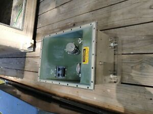 Military Vehicle Power Supply RV  Camping Plug in to Generator  Shore Power