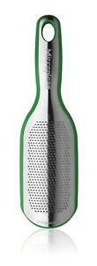 Microplane Elite Series Fine Blade Cheese Grater - Green