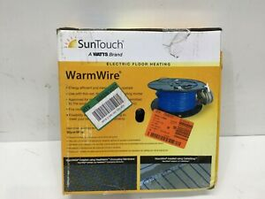 SunTouch Floor Warming WarmWire 50 sq. ft. 120-Volt Radiant Heating Wire