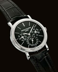 Patek Philippe 5139G Grand Complication Ultra-Thin Perpetual Calendar White Gold
