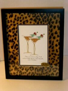 quot;There is no crisis in life that can#x27;t be better faced with a Chocolate Martiniquot;