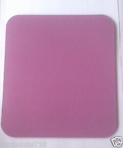 Large Mouse Pad Square for Gaming Laptop Desktop Computer Pink Fellowes Purple $5.99