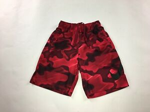 Men's Nike Dri Fit Running Shorts Size S Small Athletic Fitness Gym Red #866 $14.99