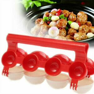 Meatball Maker Stuffed Fish Meat Ball Scoop Mold Baller Easy Patty Kitchen Tools