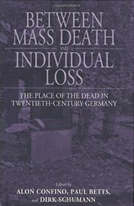 BETWEEN MASS DEATH AND INDIVIDUAL LOSS: PLACE OF DEAD IN By Paul Betts **Mint**