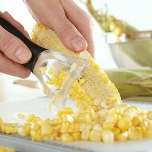 Pampered Chef Kernal Cutter Brand New Best Tool to Remove Corn!!
