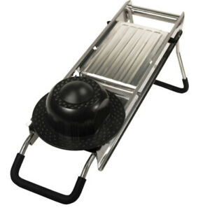 Stainless Steel Mandoline and Vegetable Slicer