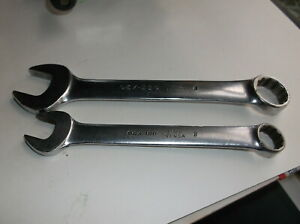 2 Snap-On wrenches, 1/2