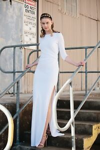 Givenchy 100% authentic designer Evening Gown Wedding Dress