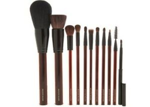Kevyn Aucoin The Deluxe Brush Collection Set Of 11 BrushesMakeup Tools NEW