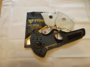 Fightech Mask  ( New )  ( Large )  ( Black, Gray, Camo ( Green ) or USA Flag )