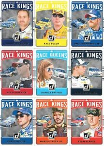 2017 DONRUSS RACING COMPLETE SET 200 CARDS *INCLUDES ALL SHORT PRINTS* $29.95