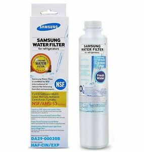 1PACK Samsung DA29-00020B HAF-CIN/EXP Refrigerator Fresh Water Filter Cartridge