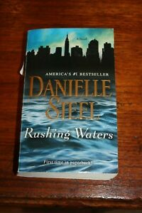 Rushing Waters Paperback Book By Danielle Steel