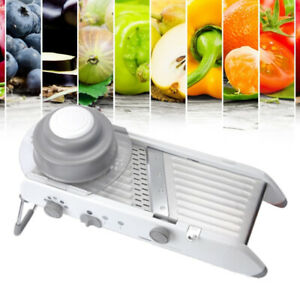 Stainless Steel Manual Vegetable Fruit Potato Cutter Chopper Kitchen Tools