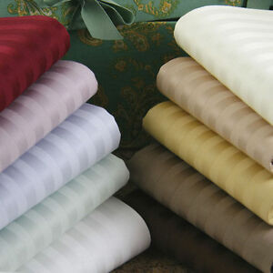 Queen Size Extra Deep Pocket 3 pc Fitted(Bottom)Sheet Set 1200TC Egyptian Cotton
