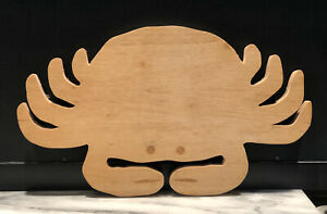 Cutting Board Cheese Board Crab Shaped