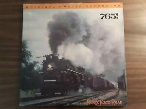MFSL 765 Nickel Plate Road DOUBLE LP Original Mater Recording Trains