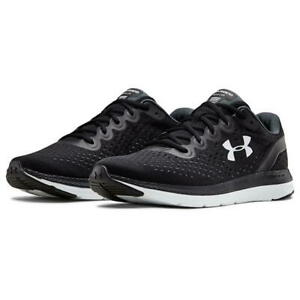 Under Armour Womens Charged Impulse Running Shoes Black Size 7.5 NEW $56.99