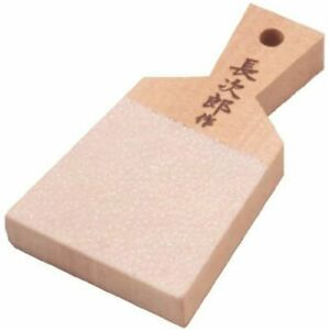 Japanese Shark Skin Grater Chojiro Small Made In Japan Wasabi Wood Kitchenware