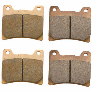 Volar Sintered HH Front Brake Pads for 1985 1992 Yamaha Vmax 1200 VMX1200 $17.99