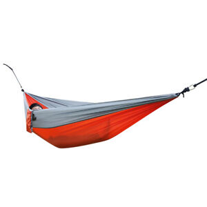 Camping Hammock Lightweight Portable Hammock for Backpacking Travel Nylon Orange