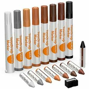 NADAMOO Furniture Markers Touch Up Wood Scratch Cover Repair Pen for Hardwood