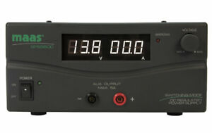 SPS9600 MAAS 60Amp 1-15V DC Switching Mode Power Supply Camping