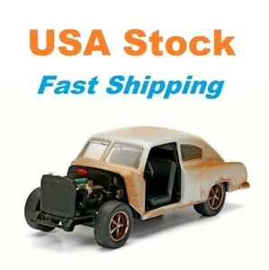 Fast And Furious, Dom's Chevrolet Fleetline, F8,JADA Diecast Toy Car, 5.25,1:32
