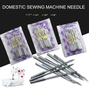 10PCS Home Sewing Machine Needle11 7514 9016 100 Kit 18 110for Brother W3L1 $5.09