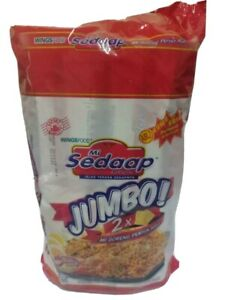 Mi Sedaap Original Flavour instant Fried Noodle 139g X 4 packs