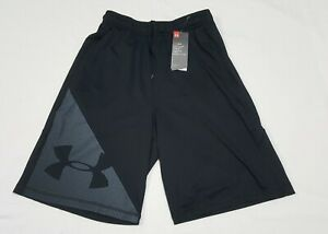 Men's Under Armour Loose HeatGear Athletic Shorts 1345308 001 black $30.00
