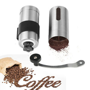 Exquisite Manual Coffee Grinder Stainless Steel Perfect Gift for Friends/Family