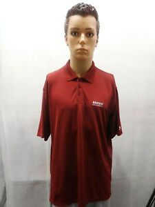 Brown University Under Armor Polo L NCAA $25.69