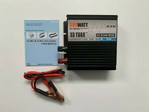 300W Pure Sine Wave Power Inverter DC to AC