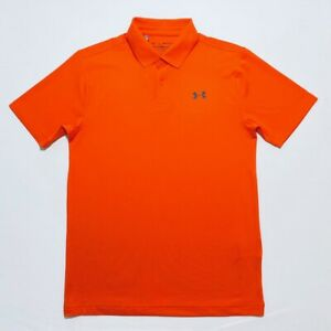 Under Armour The Performance Polo Loose Fit HeatGear Keeps You Cool NWT $24.99