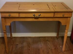 Singer sewing machine table $120.00