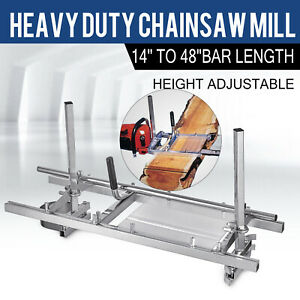 Chainsaw Mill 14