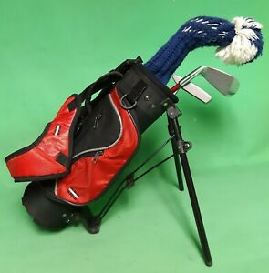 Tour X Jr. RED ZONE Size 0 3 Club Golf Set: Age 1 5 or 38quot; and Under Tall RH $48.99
