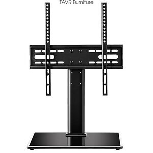 Universal TV Stand Base with Mount Bracket for 27quot; to 55quot; TVs