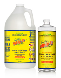 Amazing Whip It Cleaner Multi Purpose Stain Remover Concentrate