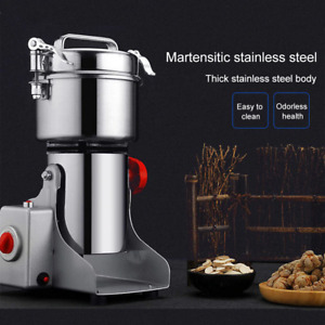 700g Grains Spices Cereals Grinder  Coffee Dry Food Grinder Mill Grinding Machin