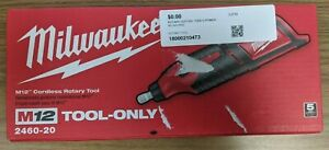 Milwaukee M12 Cordless Rotary Tool TOOL-ONLY 2460-20 BRAND NEW