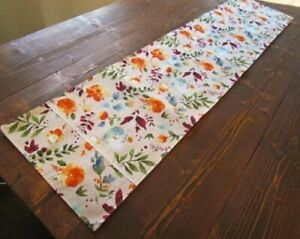 Pioneer Woman *Willow* or *Gorgeous Garden* Table Runner Placemats