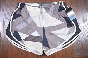NWT Nike Dri Fit Tempo Lined Run Shorts Printed Women's Large L $15.50