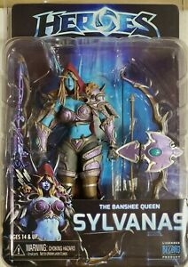 HEROES OF THE STORM SERIES 3 7IN SCALE ACTION FIGURE SYLVANAS