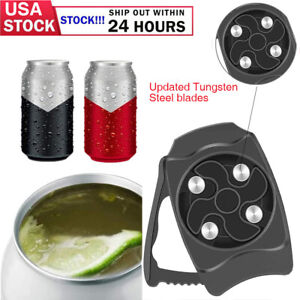 2020 New Go Swing Topless Can Opener Manual Can Opener Bottle Kitchen US STOCK