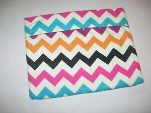 Microwave Baked Potato Bag - Chevron Multi Colored